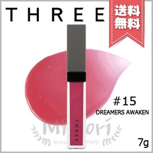 【 商品名 】  スリー シマリング リップジャム #15                 THRE...