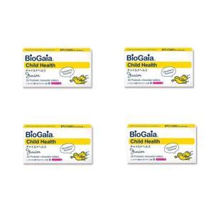 バイオガイア チャイルドヘルス ジュニア 30錠 ×4個|minacolor2