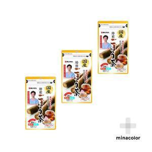あじかん 国産焙煎ごぼう茶 1g×20包 ×3個セット|minacolor2