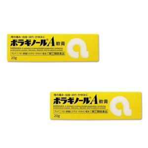 ボラギノールA軟膏 20g ×2個セット(指定第2類医薬品)|minacolor