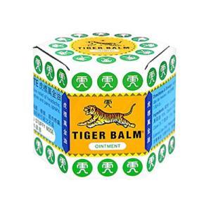 【第3類医薬品】 タイガーバーム 白 19.4g 軟膏 肩こり|minacolor