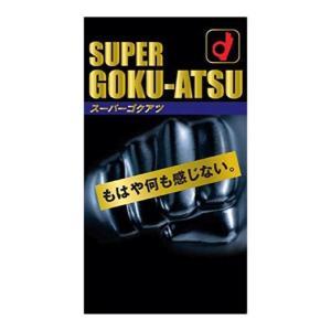 オカモト スーパーゴクアツ 10個入 男性用避妊具|minacolor