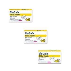 バイオガイア チャイルドヘルス ジュニア 30錠 ×3個 minacolor
