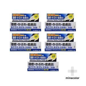 デルマレチゾンPV軟膏 10G(指定第2類医薬品) ×5個セット|minacolor