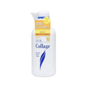 コラージュ M液体石鹸M 400mL 敏感肌 デリケート 洗顔 液体タイプ 「7日から14日で発送」|minacolor