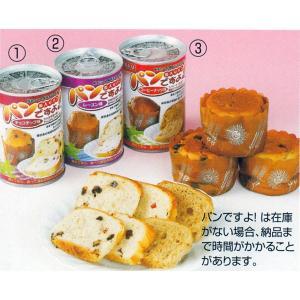 パンですよ! (チョコチップ味) ×24缶  【(非常食 保存食)/非常用食品】 minakami119