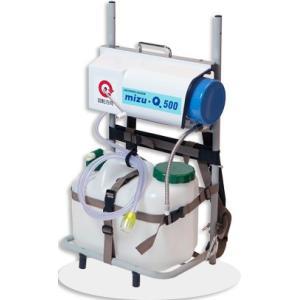 手動式浄水器mizu−Q500 【避難生活用品】|minakami119