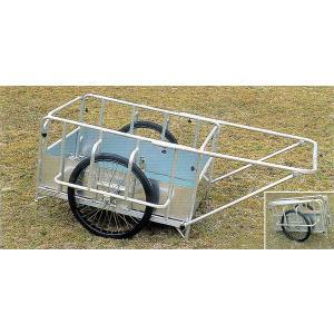 アルミ製 折りたたみ式リヤカー 【避難・搬送用具】|minakami119
