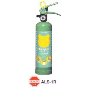 住宅用強化液消火器 クマさん消火器 【消火器】|minakami119
