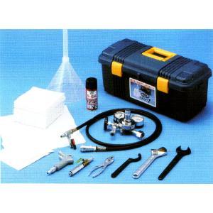 蓄圧消火器再充填用工具セット 【消火器/消防設備点検用具】|minakami119