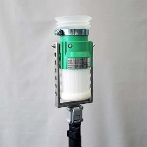 煙感知器用ガス式試験器セット(本体・ガスボンベ・支持棒・収納袋付)  FTGJ001-Z 【防災用品/消防設備点検用具】|minakami119