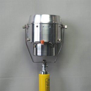 スポット型熱感知器用 加熱試験器セット HK-3(本体・火口・アダプター・支持棒・収納袋付) 保守協会製 【防災用品/消防設備点検用具】|minakami119