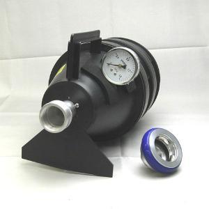 放水圧力測定器 ピトーキング 吐水口 40口径用(町野40口径アダプタ付) 【消火栓/消防設備点検用具】|minakami119
