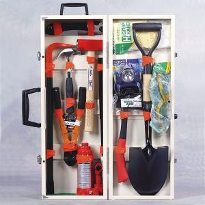 レスキューミニ(移動式救助工具セット)【脱出用工具】 minakami119