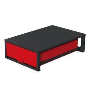 バンキャビネット SCT-LF01 【車載用機材収納システム】|minakami119