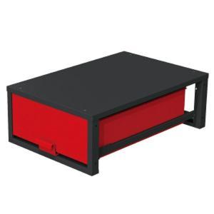バンキャビネット SCT-LF04 【車載用機材収納システム】|minakami119