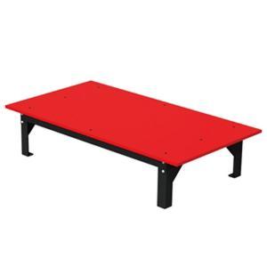 バンキャビネット(テーブル) SCT-T11 【車載用機材収納システム】|minakami119