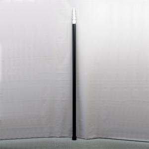 支持棒9m アルミ製 6段 ネジロックタイプ SANWA製 【防災用品/消防設備点検用具】|minakami119