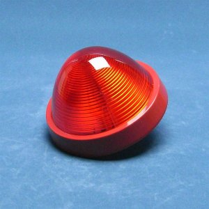 表示灯 樹脂枠 TL-14D ホーチキ製 (TL-13D後継器)【自動火報報知設備】