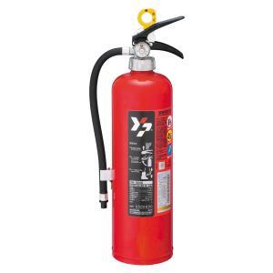 蓄圧式 粉末消火器 10型 3kg リサイクルシール付 ヤマトプロテック製 【消火器】|minakami119