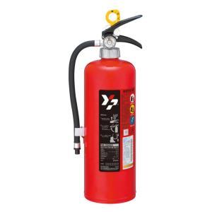 蓄圧式 粉末消火器 10型 3.5kg ストッパー付 リサイクルシール付 ヤマトプロテック製 【消火器】|minakami119