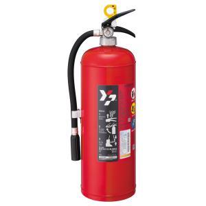 蓄圧式 粉末消火器 20型 6kg リサイクルシール付 ヤマトプロテック製 【消火器】|minakami119