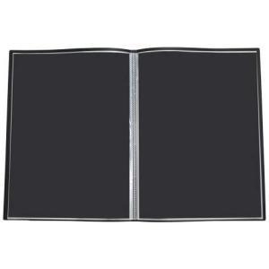 グリーンウィークB3 クリア ファイル ポケット20枚(収納40枚)中紙・収納ケース付
