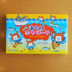 ホヤぼーやプリントクッキー(12枚入り)(テレビ・ドラマで話題の気仙沼ゆるキャラ) minamisanriku-hukko