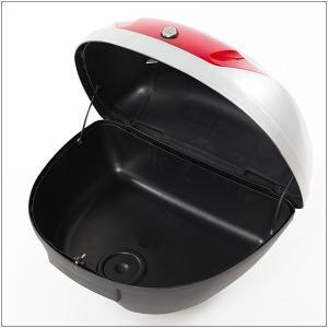 リアボックス トップケース バイク シルバー 銀 51L ヘルメット2個収納 minasamashop 04