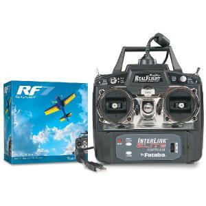 リアルフライト7 インターリンクエディション(送信機、DVD付属) RealFlight 7 R/C Simulator|minato-m