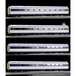 0系新幹線0番台 大窓仕様 増結A 4両セット  HO  造形村|minato-m