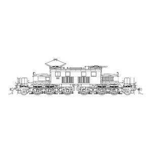 造形村 SRS EF13凸形 省形電氣機関車 前期型 1次改装後・台型端梁・補機室天蓋有り 16番|minato-m