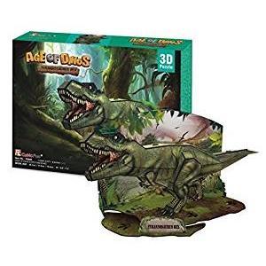 3Dクラフト ティラノザウルス P668H 組み立てキット  ハートアートモデル|minato-m