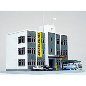 建物コレクション 094-2 警察署2  トミーテック|minato-m