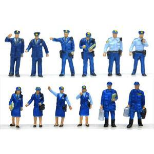ザ・人間 124 警察署の人々 トミーテック|minato-m