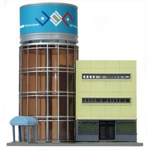 建物コレクション  建コレ039-3 円筒形ビル3 トミーテック ジオコレ|minato-m