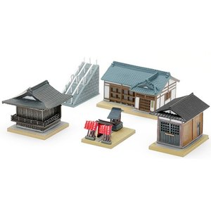 建物コレクション 162 社殿セット トミーテック|minato-m