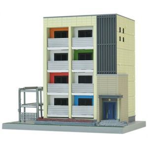 建コレ160-2 デザイナーズ・アパート2 トミーテック ジオコレ|minato-m
