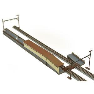 建コレ020-3 駅複線化対応ホームセット3 トミーテック ジオコレ|minato-m