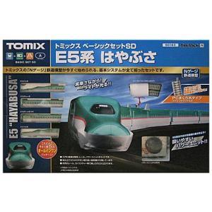 90163 ベーシックセットSD E5系はやぶさ TOMIX トミックスNゲージ