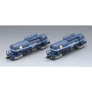 97905 限定品 私有貨車 タキ1000形(日本オイルターミナル・C)セット(2両) トミックス Nゲージ|minato-m