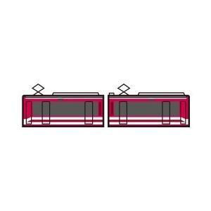 98061  箱根登山鉄道 2000形サン・モリッツ号(復刻塗装)セット (2両) トミックス Nゲージ|minato-m