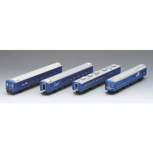 98267  JR 24系25形特急寝台客車 北斗星・JR東日本仕様 基本セット  TOMIX トミックス Nゲージ   お取り寄せ|minato-m