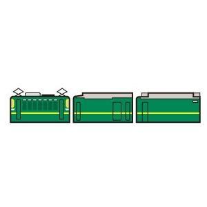 98359 JR EF81・24系トワイライトエクスプレス基本セット 3両 トミックス  Nゲージ minato-m