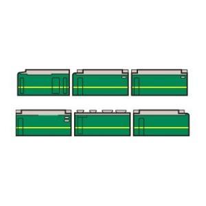 98362 JR 24系25形特急寝台客車(トワイライトエクスプレス)基本セットB 6両 トミックス  Nゲージ minato-m
