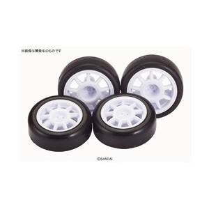 CP-005 タイヤホイルセット02 25/25  バンダイ ゲキドライヴ minato-m