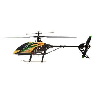 V912 イエロー/グリーン ハイテックマルチプレックス WLtoy WLV912 2.4GHz 4ch ヘリコプター 完成品フルセット|minato-m