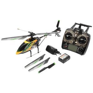 2.4GHz 4ch ブラシレスヘリコプター V912 ハイテックマルチプレックス WLtoy WLV912-BLS 完成品フルセット|minato-m