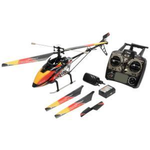 V913 ブラシレス ハイテックマルチプレックス WLtoy WLV913-BLS 2.4GHz 4ch  ブラシレスヘリコプター 完成品フルセット|minato-m