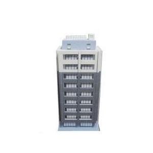 ジオワールド 102 Cビル  8階建  完成品ストラクチャー 1/150  Nゲージサイズ minato-m
